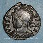 Coins Monnayage pour Rome. Centenionalis. Arles, officine incertaine.  332-333. R/: la Louve