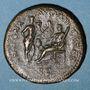 Coins Néron (54-68). Sesterce. Rome, 64. R/: Cérès assise à gauche