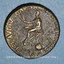Coins Néron Claudius Drusus († 9 ap J-C). Sesterce frappé sous Claude, Rome, 41-42. R/: Claude