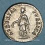 Coins Nerva (96-98). Denier. Rome, 97. R/: la Liberté