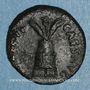 Coins Nerva (96-98). Quadrans. Rome, 96-98