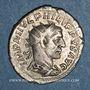 Coins Philippe I (244-249). Antoninien. Antioche, 246. R/: la Félicité