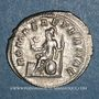 Coins Philippe I (244-249). Antoninien. Rome, 247. R/: Rome assise à gauche