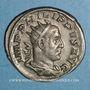 Coins Philippe I (244-249). Antoninien. Rome, 5e officine, 248. R/: cerf