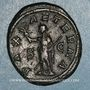 Coins Philippe II, auguste (247-249). As. Rome, 247. R/: la Paix