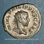 Coins Philippe II, césar sous Philippe I (244-247). Antoninien. Rome, 246-247. R/: Philippe