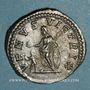 Coins Plautille, épouse de Caracalla († 212). Denier. Rome, 204. R/: Vénus