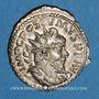 Coins Postume (260-269). Antoninien. Cologne, 265-268. R/: la Félicité