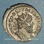 Coins Postume (260-269). Antoninien. Cologne, 265-268. R/: la Paix