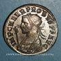 Coins Probus (276-282). Antoninien. Cyzique, 1ère officine. 280. R/: le Soleil