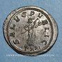 Coins Probus (276-282). Antoninien. Ticinum, 3e officine, 279. R/: la Santé