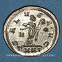 Coins Probus (276-282). Antoninien. Ticinum, 3ème officine, 279. R/: la Santé