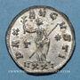Coins Probus (276-282). Antoninien. Ticinum, 5e officine. 280-281. R/: la Paix