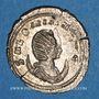 Coins Salonine, épouse de Gallien. Antoninien. Milan 262-263. R/: Vénus