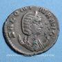 Coins Salonine, épouse de Gallien. Antoninien. Rome, 257-260. R/: Junon debout à gauche