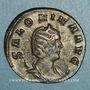 Coins Salonine, épouse de Gallien. Antoninien. Rome, 6e officine. 260-262. R/: Vénus
