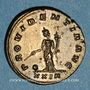Coins Tacite (275-276). Antoninien. Rome 1ère officine, 276. R/: la Providence