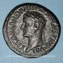 Coins Tibère (14-37). As. Rome, 35-36. R/: caducée ailée