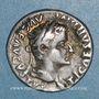 Coins Tibère (14-37). Denier. Lyon, après juillet 33. R/: la Justice