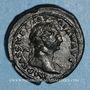 Coins Trajan (98-117). Quadrans. Rome, 107. R/: louve