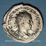 Coins Trajan Dèce (249-251). Antoninien. Rome, 250. R/: Victoire courant à gauche