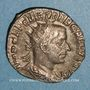 Coins Trébonien Galle (251-253). Antoninien. Rome, 251-252. R/: la Liberté