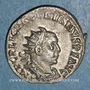 Coins Valérien I (253-260). Antoninien. Rome, 255-258. R/: la Félicité