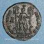 Coins Vétranion (350). Maiorina. Siscia, 1ère officine, 350. R/: Vétranion