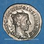 Coins Volusien, auguste (251-253). Antoninien. Rome, 252. R/: la Concorde