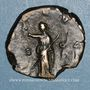 Coins Volusien, auguste (251-253). Sesterce. Rome, 251-252. R/: la Paix