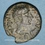 Coins Auguste (27 av. - 14 ap. J-C). Bronze. Berytus (Phénicie)