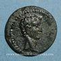Coins Auguste (27 av. - 14 ap. J-C). Bronze. Cyzique (Mysie)