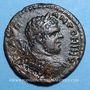 Coins Caracalla (198-217). Bronze. 22 mm. Stobi (Macédoine). R/: Victoire