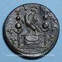 Coins JULIA DOMNA, épouse de Septime Sévère († 217). Bronze. Tavium (Galatie)