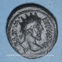 Coins Marc Aurèle (161-180). Bronze. Philadelphie (Décapole-Arabie). R ! R !