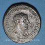 Coins Philippe I (244-249).Tétradrachme syro-hénicien. Antioche sur l'Oronte