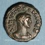 Coins Probus (276-282). Tétradrachme. Alexandrie, an 3 (277-278). R/: Eiréné debout à gauche