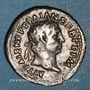 Coins Trajan (98-117). Hémidrachme. Cyrène (Cyrénaïque), 100
