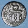 Coins Valérien (253-260). Bronze. Anazarbos, an 272 (= 253/254). (Cilicie)