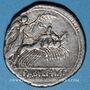 Coins République romaine. C. Annius Tf.Tn (vers 82-81- av J-C) & C F Lf Hispaniensis. Denier
