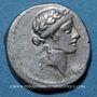 Coins République romaine. C. Considius Paetus (vers 46 av. J-C). Denier