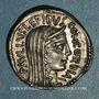 Coins République romaine. L. Aemilius Lépidus Paullus (vers 62 av. J-C). Denier