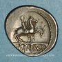 Coins République romaine. L. Marcius Philippus (vers 56 av. J-C). Denier