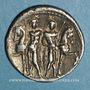 Coins République romaine. L. Memmius (vers 109 av. J-C). Denier