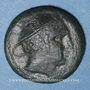 Coins République romaine. Monnayage anonyme (211-206 av. J-C). Sextans