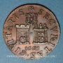 Coins Besançon. Co-gouverneurs. Maurice Malarmé, comte de Roussilon, seigneur de Loray. Jeton cuivre 1665