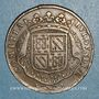 Coins Etats de Bourgogne. Jeton cuivre 1692