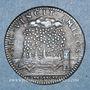 Coins Hainaut. Dunkerque. Louis XIV (1643-1715). Jeton cuivre n. d.