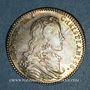 Coins Louis XV (1715-1774). Jeton argent n. d.