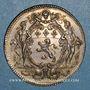 Coins Lyon. Série Municipale. C. Bollioud. Jeton argent n. d.